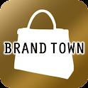 BRAND TOWN ブランドショッピング logo