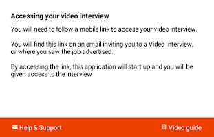 Screenshot of Launchpad Recruits Interview
