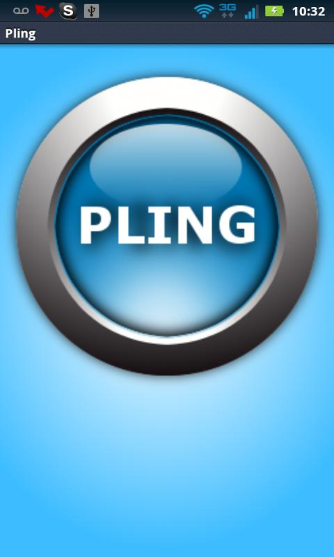 Plinger- screenshot