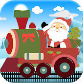 Train Toddler Game- Christmas