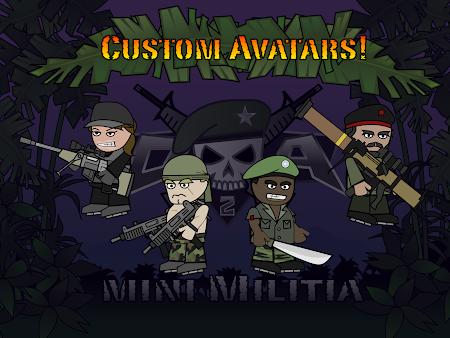 Doodle Army 2 : Mini Militia 2.2.6 screenshot 166606
