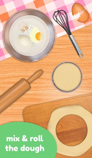 玩休閒App|甜甜圈製作工具 豪華版 - 烹飪大賽免費|APP試玩