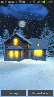 Snow HD Free Edition Screenshot 2
