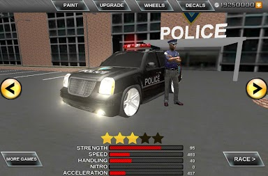 Crime City Real Police Driver APK screenshot thumbnail 7
