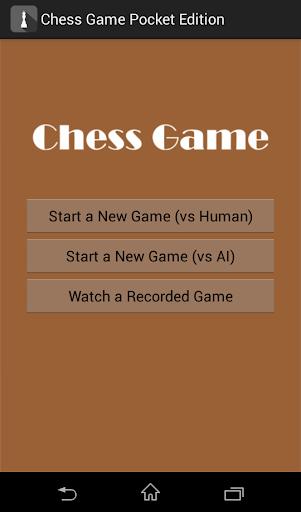 Chess Free - Pocket Edition