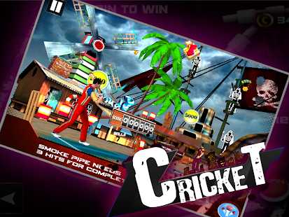 Cricket 3D- screenshot thumbnail