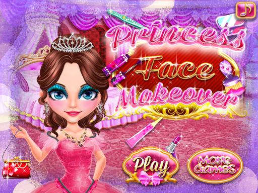 妝面的公主遊戲