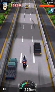Racing Moto- screenshot thumbnail