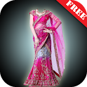 Sarees Photo Montage icon