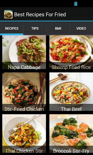 Best Recipes For Fried