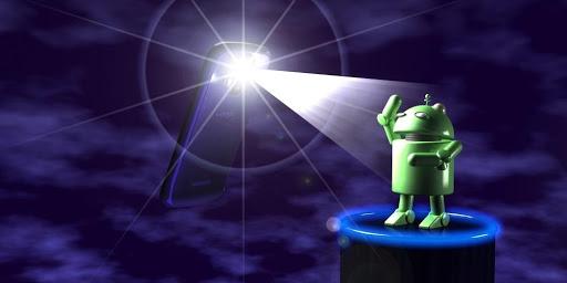 超光懐中電灯無料アプリ