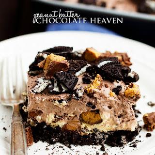 Peanut Butter Chocolate Heaven