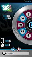 Screenshot of SOS Radio for Life