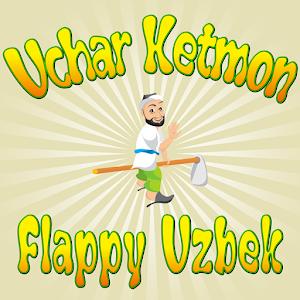 Uchar Ketmon Flappy Uzbek for PC and MAC
