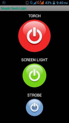 Simple Torch Light