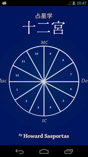 占星學十二宮