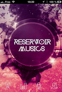 Reservoir Musics- screenshot thumbnail