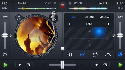 djay FREE - DJ Mix Remix Music Screenshot