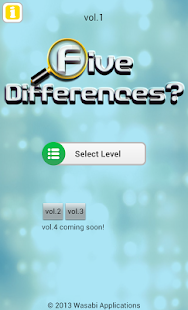 【免費棋類遊戲App】Five Differences? vol.1-APP點子