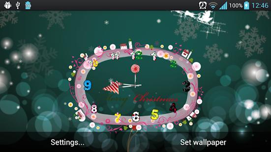 玩個人化App 聖誕主題動態壁紙(Free & Pro)免費 APP試玩