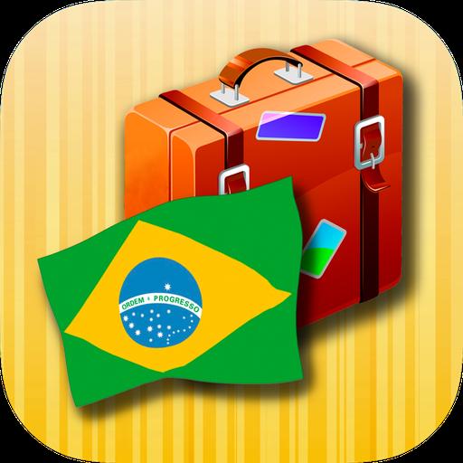 Brazilian Portugues phrasebook Icon
