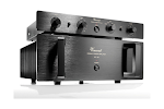 SP-331, Hybrid Stereo Power Amplifier from Vincent Audio in the UK