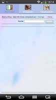 Screenshot of Ristorante Rosa Bianca