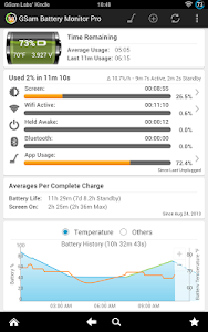 GSam Battery Monitor Pro v3.19 Beta