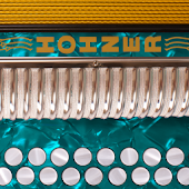Hohner C/F Button Accordion