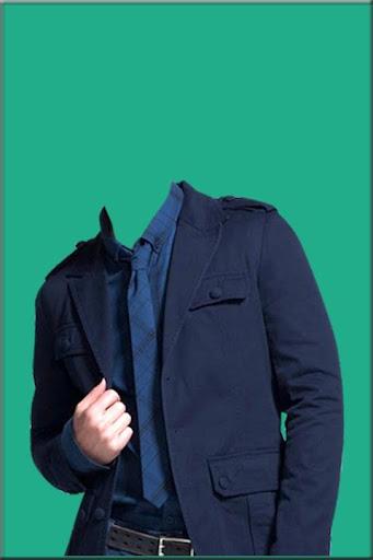Paris Man Suit Photo