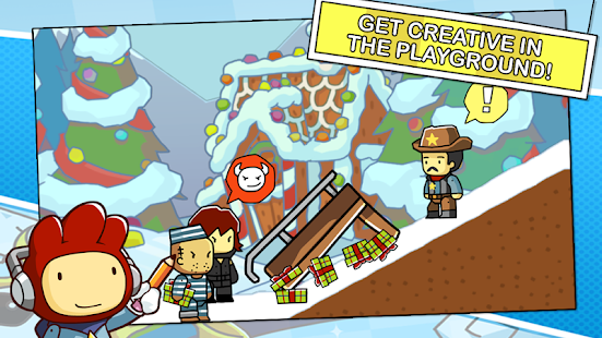 Scribblenauts Remix- screenshot thumbnail