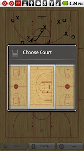 Basketball Playbook - screenshot thumbnail