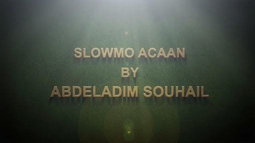 SlowMo ACAAN - Magic Trick