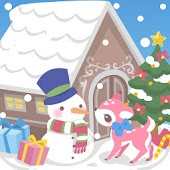snow dream♪cute christmas(FREE