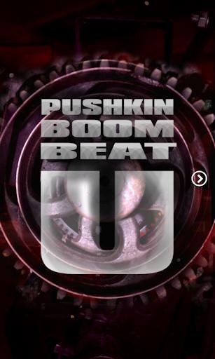 PUSHKIN BOOM BEAT - U