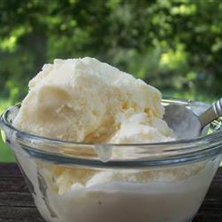 Three Fruits Ice Cream Recipe