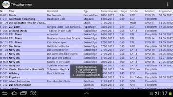 Screenshot of XLMSoft Database PRO