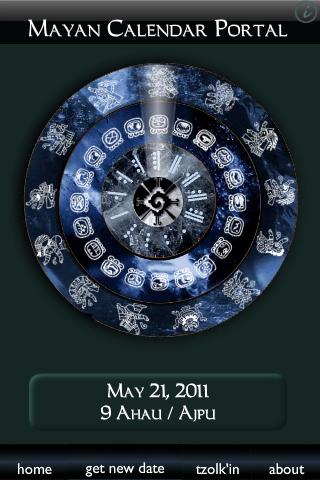 MCP Mayan Tzolkin - screenshot