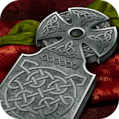 Celtic Cross Live Wallpaper