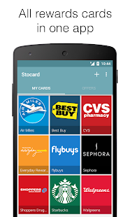 Stocard - Rewards Cards - screenshot thumbnail