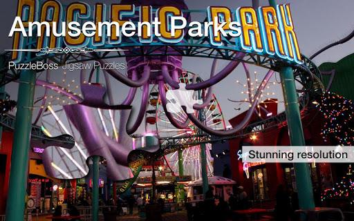 Amusement Park Jigsaws Demo