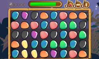 Screenshot of TikiJeweled
