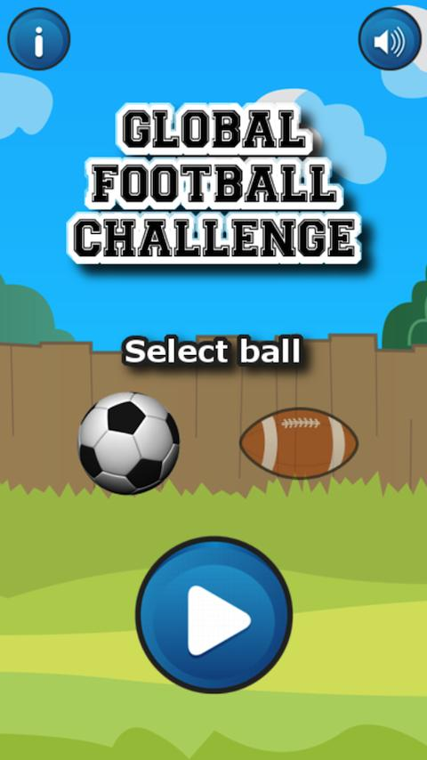 Global Football Challenge - screenshot