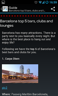 Next Stop City Guides- screenshot thumbnail