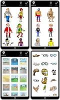 Screenshot of Comic Puppets