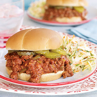Just Perfect Sloppy Joes