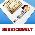 DeutschlandSIM  Servicewelt icon