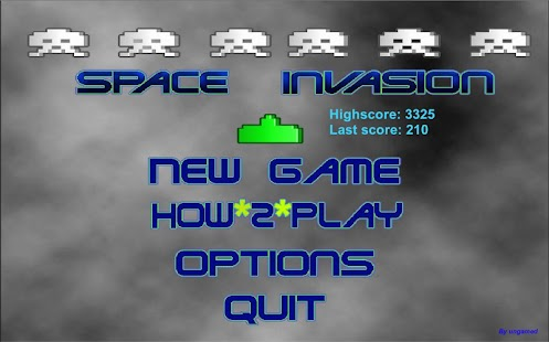 Space Invasion Free