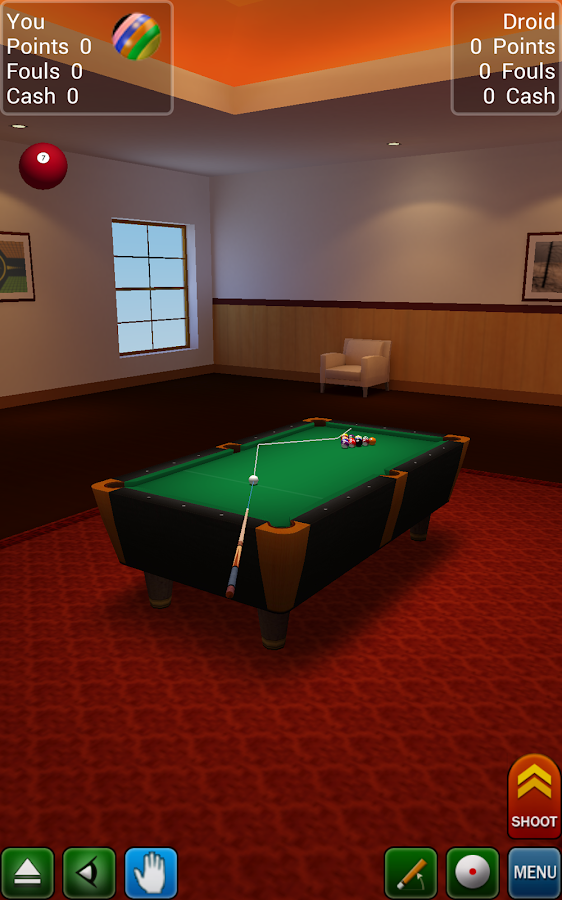 Pool Break Pro 3D - screenshot