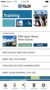 PADI - Scuba Diving Essentials- screenshot thumbnail